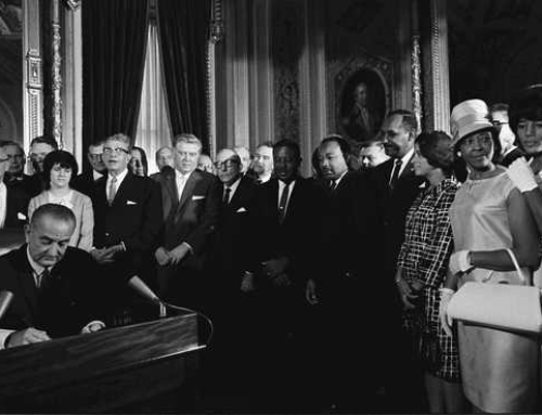 Nanette Barragán Releases Statement on the 50th Anniversary of the Voting Rights Act