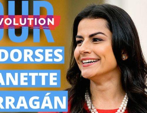 ICYMI: Our Revolution Backs Nanette Barragán for Congress